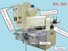 2012 newest soybean and sunflower oil extraction equipment