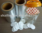 Aluminum Induction Seal Liner for foods, pharmaceuticals, cosmetics