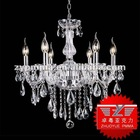 Acrylic antique pendant light