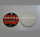 High Quality Custom Metal Bag Label
