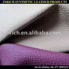 Flocked Pu Sofa Leather