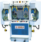 COLD-HOT SHAPING MACHINE FOR UPPER AND HEEL