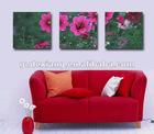 2012 best seller modern flower oil painting
