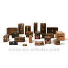 Leather tool Box, instrument gift cases