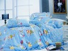 Comforter cotton crib fancy pigment 133*72 bedding sets/bed sheet/bed cover