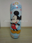 pvc inflatable tumbler punching bag for child