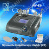2013 New 6 In 1 No-needle Mesotherapy Beauty Machine