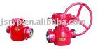 API 6A high pressure plug valve