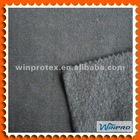 Cotton Polyester fleece fabric