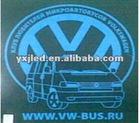 Russian equalizer el car sticker for car