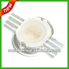 RGB LED module with epistar chips
