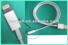 8 pins Lightning to usb Cable for iphone5