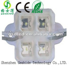 4pcs super flux LED Module