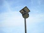 10W solar garden light