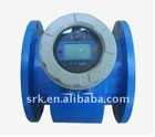 Battery Operated magnetic flowmeter