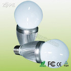 E27/E26 180degree 5W E27 220V Fluorescent Light Bulb