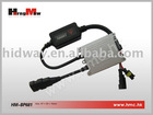 high quality waterproof auto hid light-12/24V, 35/55W slim hid ballast circuit