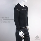 black pullover sweaters for men