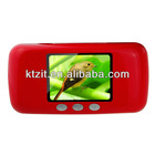 3 Inch LCD DIgital IR Video Front Door Peephole Camera Viewer/ Door Phone W/ TF Card Storage