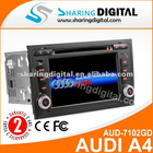 Sharing Digital Special DVD Player with GPS Tracker of A4 (2002-2008)