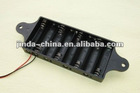 8AA battery holder cell box
