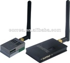 5.8GHz 600mW Wireless AV Transmitter and Receiver