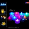 mini style different plastic led candles
