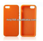 Waterproof silicone cover for iphone 5