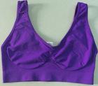 Seamless vest Ahh bra