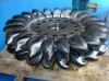 Impulse Water Turbine Wheel