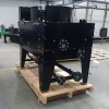 gas generator set horizontal radiator