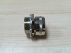 Brass Nickel Plated Male Adaptors