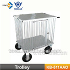 Folding Dog Trolley Dog Cage Dog Kennel KB-511AAO