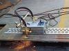 Semi-automatic Gas cutting machine
