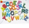 alphabet fridge magnet