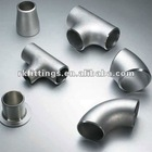 BW SEAMLESS STAINLESS STEEL Elbow/Tee/Reducer PIPE FITTINGS ASTM DIN JIS