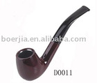 wooden tobacco pipe,smoking pipe,pipe
