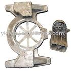 Aluminum die cast mold