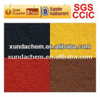 factory hot sale iron oxide red pigment with high quality