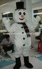 snowman character mascot costumes