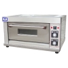 TT-O182 Front Side Stainless Steel 65 Kg Bakery Gas Oven