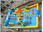 inflatable fun kingdom( your best choice ever)