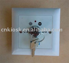 Automatic door key switch