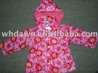 Children's hooded rain jacket,boy's rainwear, chidren's coats, children's jacket, children wear, kid's wear