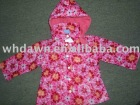 Children's hooded rain jacket,boy's rainwear, chidren's coats, children's jacket, children wear, kid's wear