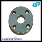 Titanium flange for pressure vessel AMSE B16.5