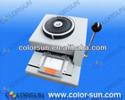 hot manual plastic card embosser machines