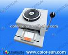 hot manual plastic card embosser machines
