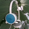 high quality and lightweight headphone with microphone