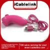 2012 newest design pink for nintendo nunchuck without logo